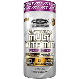 Platinum MultiVitamin For Her - Brabeton