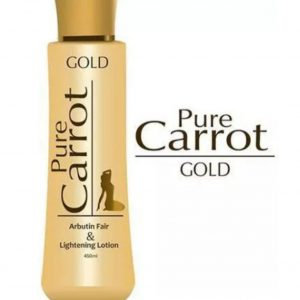 Pure Carrot Gold Lotion - Brabeton