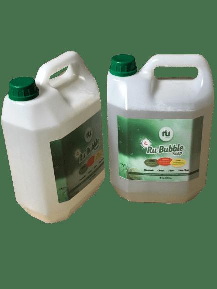 Ru Bubble Liquid Soap - Brabeton