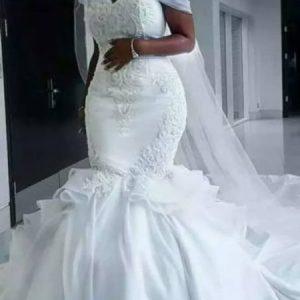 Wedding Gown - Brabeton