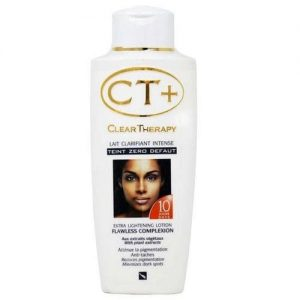 clear therapy body lotion Brabeton