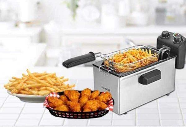 Saachi Deep Fryer Brabeton