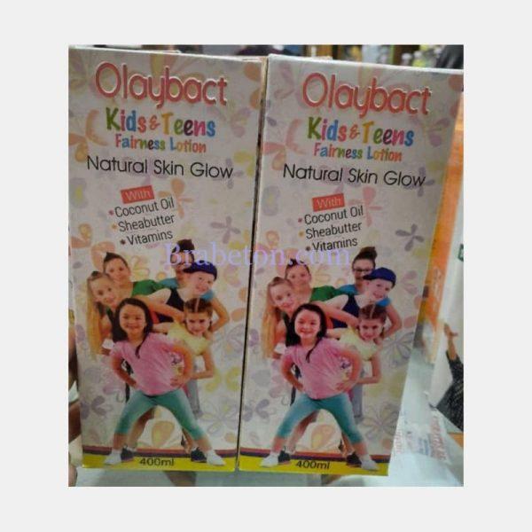 Olaybact Kids & Teens Fairness Lotion brabeton.com