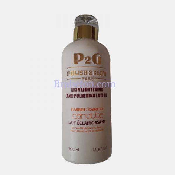 P2G Polish 2 Glow Skin Lightening Lotion