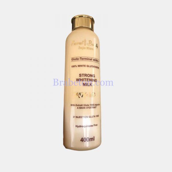 Secret Beauty Injection Whitening Milk Brabeton.com