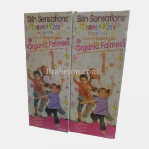 Skin Sensations Teens & Kids Lotion