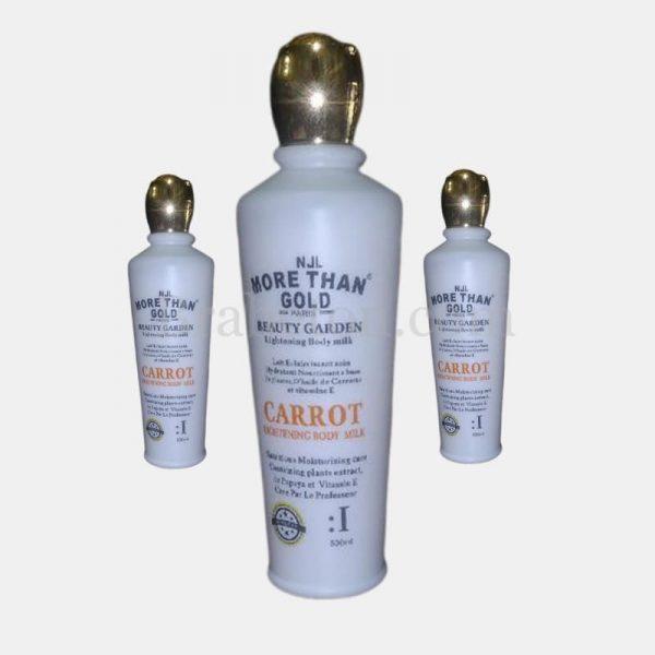 more than gold papaya lightening body milk - Brabeton.com