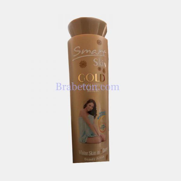 smart skin gold exclusive milk Brabeton.com